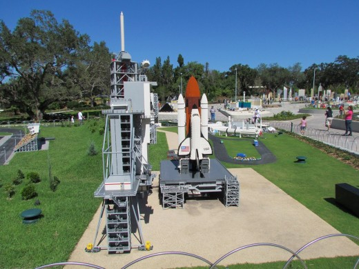 MIniland USA - Kennedy Space Center