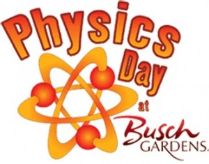 On December 7th, Busch Gardens Tampa Held Its Annual Physics Day. This  Event Allows Middle And High School Students To Learn The Main Components  Of Physics ...