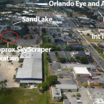 Map of where Skyplex will go